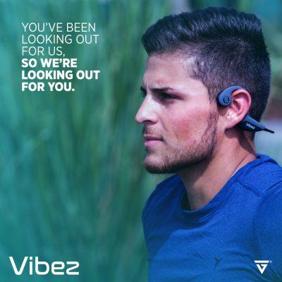 Vibez - Wireless Headphone